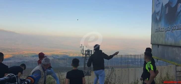 الحرب بين لبنان واسرائيل قائمة انما خارج الميدان