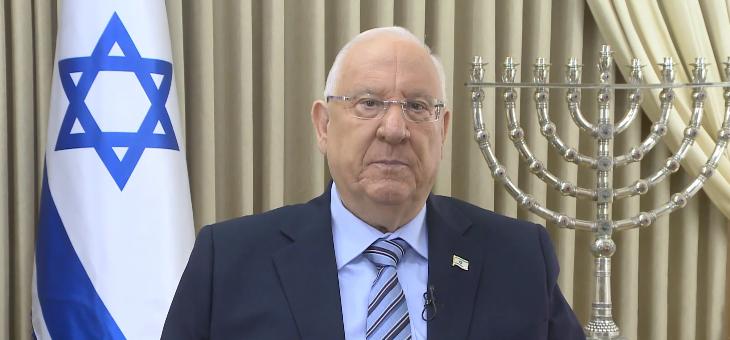 """الرئيس الاسرائيلي: حكومة """"مستقرة"""" يجب أن تضم حزبي نتانياهو وغانتس"""