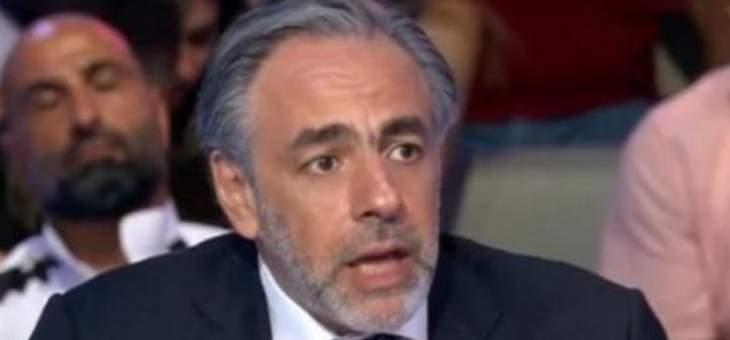 هاني البحصلي: المواطن الذي يحتاج إلى كيس حليب لم يعد يفكر بتشكيل الحكومة