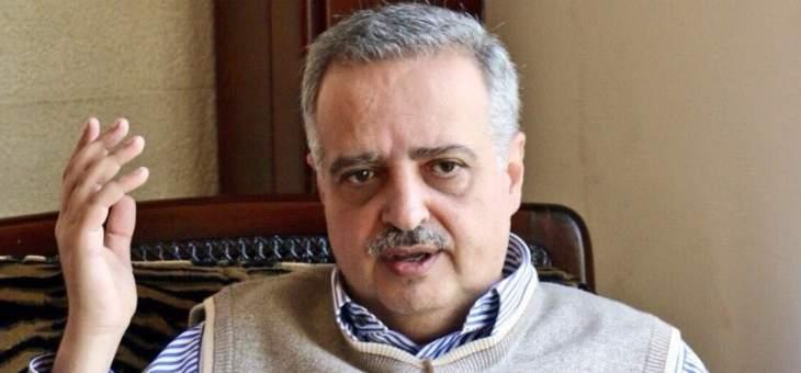 طلال أرسلان: لن يسمح بإقفال مستشفى حاصبيا