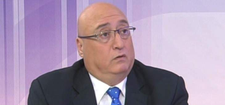 جوزيف أبو فاضل: استقالة الحريري مدمرة له وللحراك وليس للأحزاب