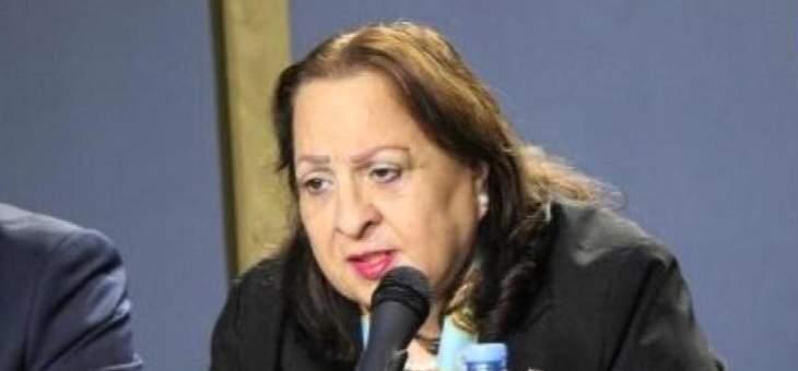 وزيرة الصحة الفلسطينية حذرت من أن فصل إسرائيل للتيار الكهربائي يهدد حياة المرضى