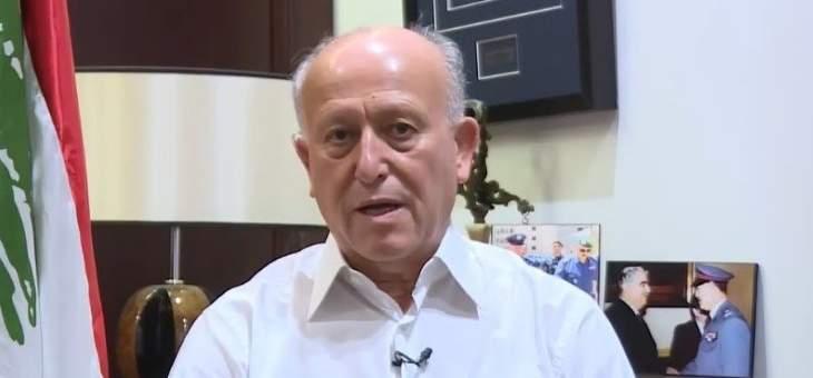 ريفي: النظام السوري يخترق حقوق لبنان بنفطه بحرا كما يفعل العدو الإسرائيلي بالجنوب