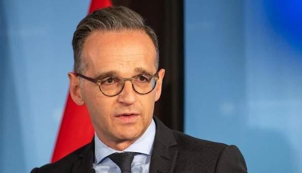وزير خارجية ألمانيا: الهجوم التركي على شمال سوريا ينتهك القانون الدولي