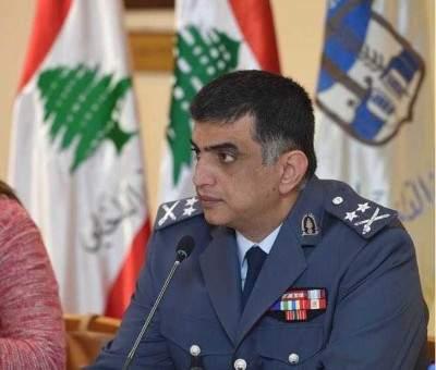 اللواء عثمان في حوار مع متظاهر بوسط بيروت: للحفاظ على الأساليب السلمية