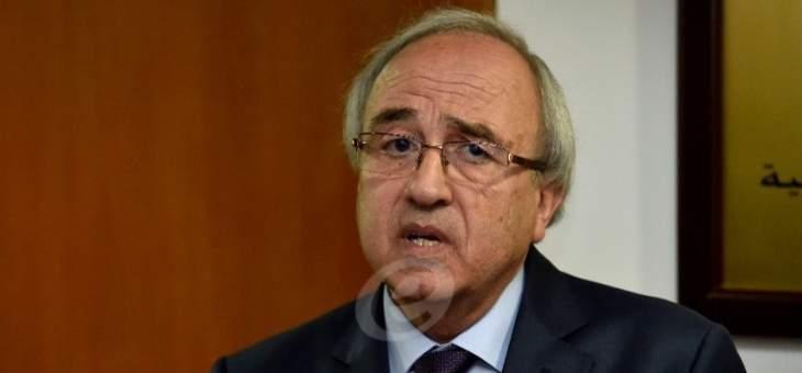 سرحان: العدالة تأخذ مجراها وقرار المجلس العدلي بقضية شهداء القضاء بشرى سارة للجميع