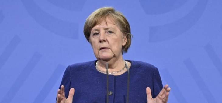 ميركل في القمة الأوروبية: يجب تعزيز الناتو وقدرات الاتحاد الأوروبي الدفاعية