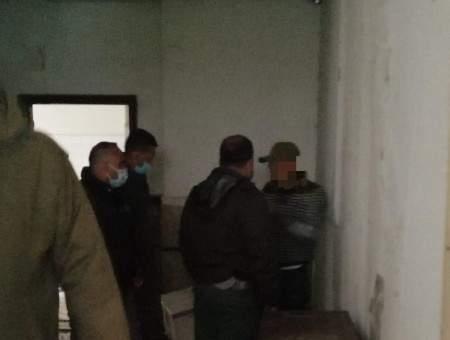 فوج حرس بيروت اوقف 4 سوريين متلبسين بجرم السرقة في الاشرفية