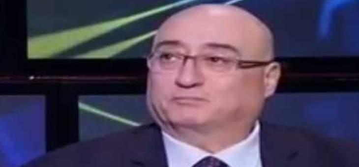 أبو فاضل:أميركا تريد فوضى بطريقة تزعج حزب الله والحريري يريد رئاسة الحكومة