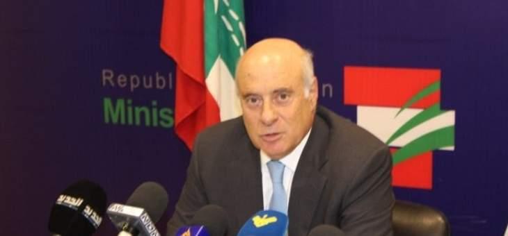أبو سليمان: الرسالة الموجهة لصندوق النقد من أجل مصلحة الشعب اللبناني