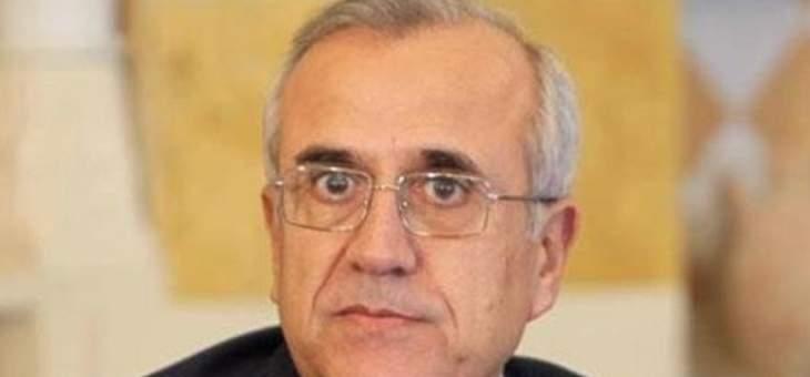 سليمان: هل هناك استراتيجية لبنانية للدفاع على خرق اسرائيل للسيادة؟