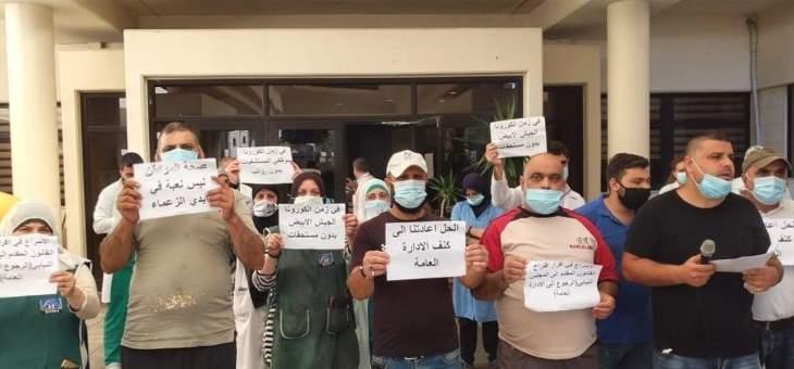 """هل يتوقف مستشفى صيدا الحكومي عن استقبال مرضى """"كورونا"""" بداية تشرين الثاني؟"""