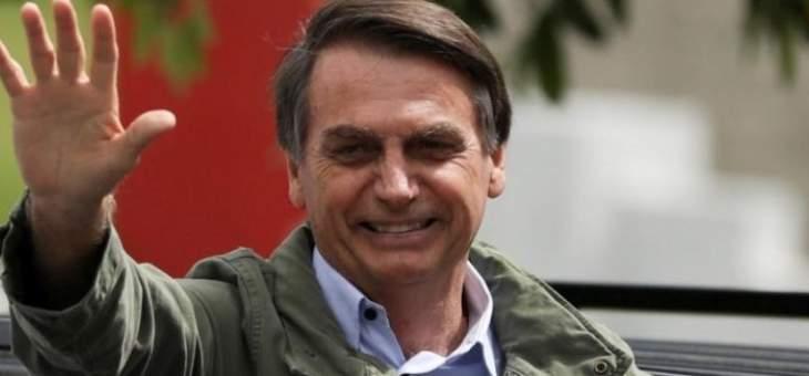 بولسونارو: ماكرون يتصدى لحرائق الأمازون بعقلية استعمارية
