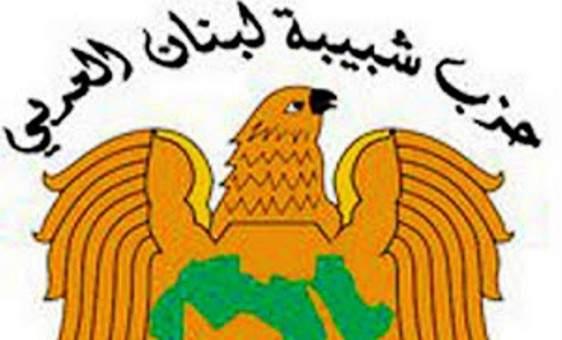 حزب شبيبة لبنان العربي دان محاولة تشويه صورة العهد: نناشد الرئيس عون حل الازمة الاقتصادية