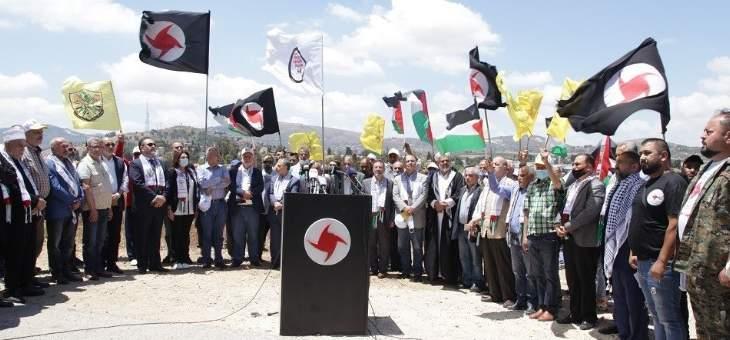 الحسنية: صون إنجاز التحرير يكون بالحفاظ على المقاومة وسلاحها،