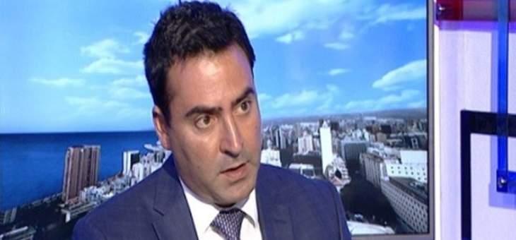أنطون سعيد: شركتان لبنانيتان فازتا بمناقصة توسعة أوتوستراد جونية والتنفيذ في خلال أيام