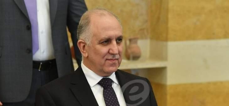 محمد فهمي: لا يوجد أي فكرة للتسلح من أي جهة أو حزب سياسي في لبنان