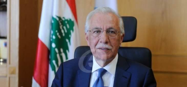 زعيتر عن تلقي لقاح كورونا في مجلس النواب:انا لبناني واكتر من غيري