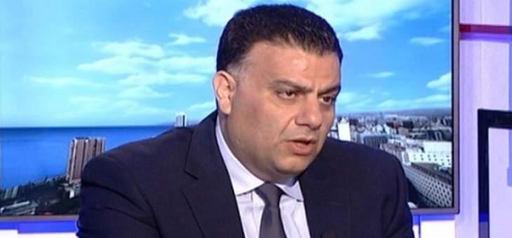 """أنطوان نصرالله: من يخرب العهد هم الجالسون إلى جانب عون و""""طار البلد"""" فيما لا يزال البعض يتكلم بالحصص"""