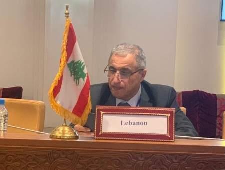 قاسم هاشم: نقف الى جانب الشعب الفلسطيني ونجدد دعمنا لمقاومته للاحتلال الاسرائيلي