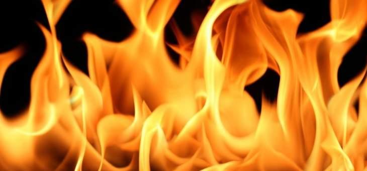 الدفاع المدني: إخماد حريق داخل مدرسة في الزاهرية بطرابلس والأضرار مادية