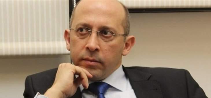 ألان عون: لا يمكن إصلاح لبنان اذا وضعنا حصانات طائفية وسياسية على المؤسسات التابعة للدولة