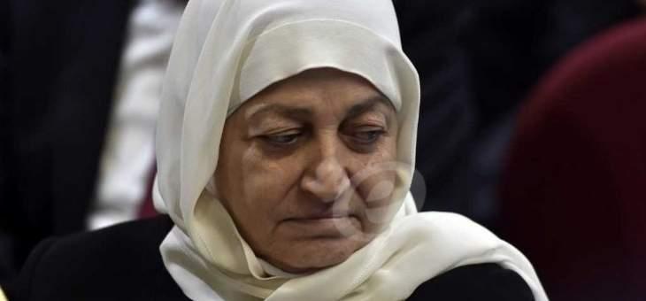 الحريري اجرت اتصالات بشأن تدابير وزارة العمل في حق العمال الفلسطينيين