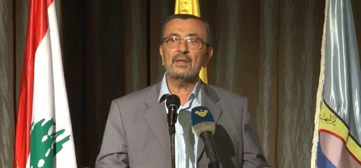 حسن عز الدين:الانتخابات استحقاق يساهم في الإصلاح وتطوير هذا البلد والوطن