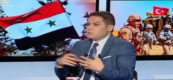 """عضو مجلس الشعب السوري أحمد مرعي لـ""""النشرة"""": """"نبع السلام"""" ستكون محدودة والهدف منها إحداث تغيير ديمغرافي"""