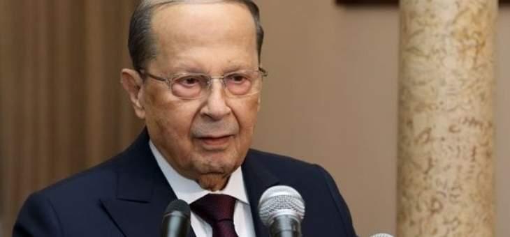 """مصادر """"الجمهورية"""": الرئيس ميشال عون يحثّ على انعقاد الحكومة"""