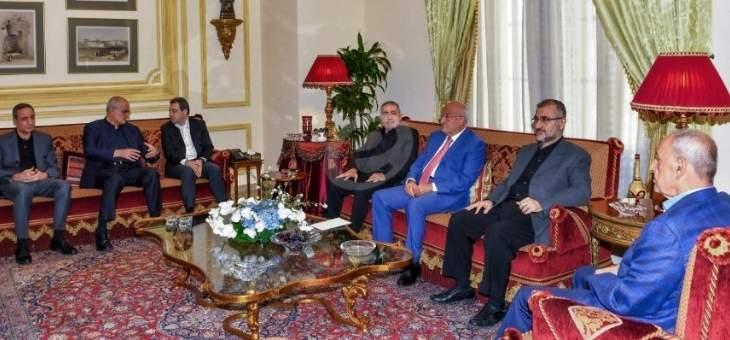 العريضي: اتفقنا مع حزب الله على معالجة الامور الخلافية بالحوار والأمور عادت لمجاريها