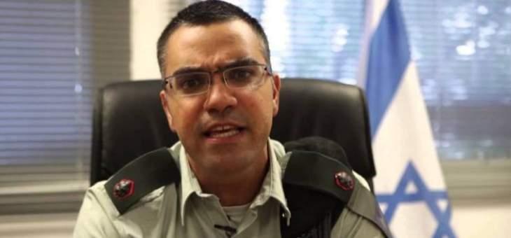 أدرعي: الجيش الإسرائيلي قبض على مشتبه فيهما تسللا من لبنان إلى داخل إسرائيل
