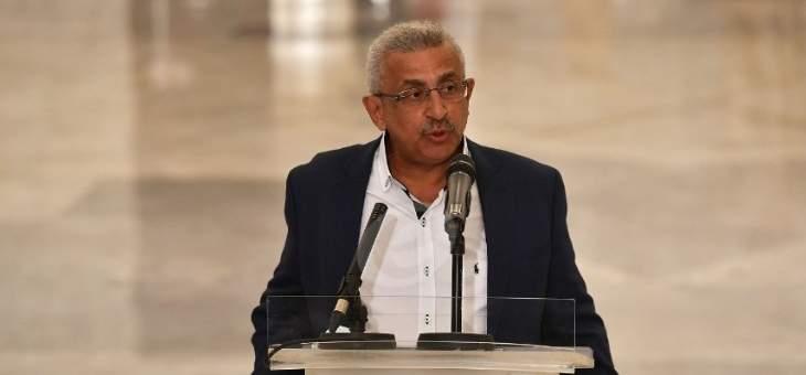 سعد أكد إلزامية تقيد أصحاب المولدات بالتسعيرة التي حددتها بلدية صيدا