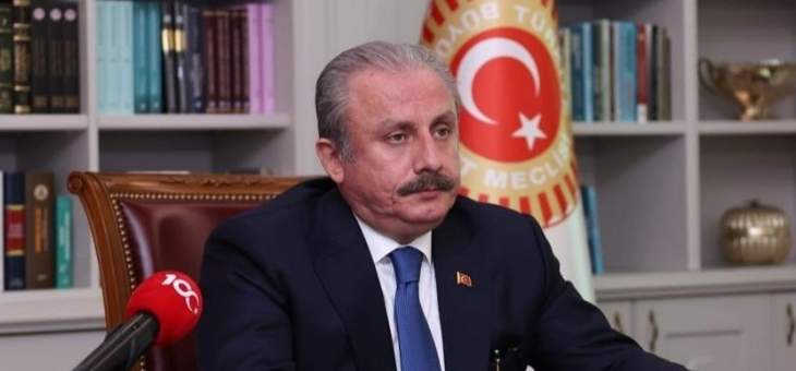 رئيس البرلمان التركي: أرمينيا ترتكب جريمة حرب باعتداءاتها على المدنيين في أذربيجان
