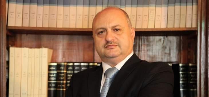زخور أكد حق المحامين بحضور التحقيقات الاولية مع المستجوب