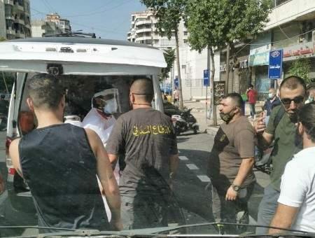 الدفاع المدني: جريحان جراء حادث سير على أوتوستراد السيد هادي- الضاحية الجنوبية