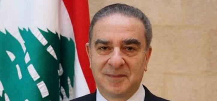 ميشال فرعون: يجب التحالف مجددا للاستقلال