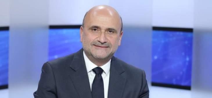 أبي رميا: المبادرة الفرنسية قائمة وهناك إجراءات عقابية قد تطال العقوبات قيادات من الصف الأول