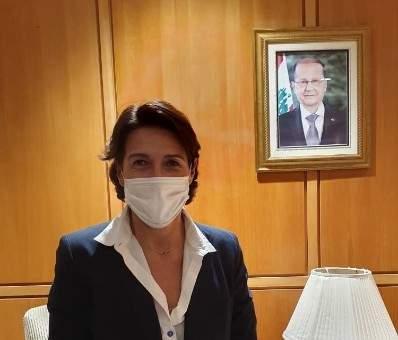 مصادر الإشتراكي للأنباء: سفيرة فرنسا نجحت بترطيب الأجواء على خط باريس- كليمنصو