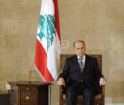الرئيس عون: التظاهر السلمي حق كتعبير حر بعيداً عن المنطق الطائفي