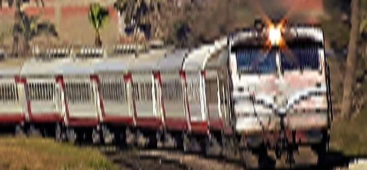 محاكمة 8 موظفين بسكك الحديد إثر تحرك قطار بلا سائق في مصر