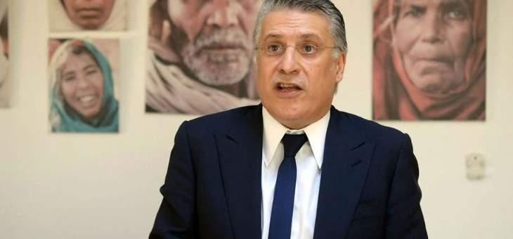 الإفراج عن المرشح للرئاسة التونسية نبيل القروي