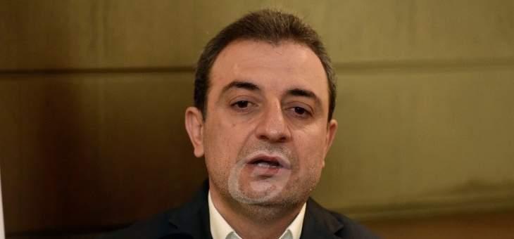 أبو فاعور: لموقف سياسي من القوى المسيحية في ما خص رئاسة الجمهورية