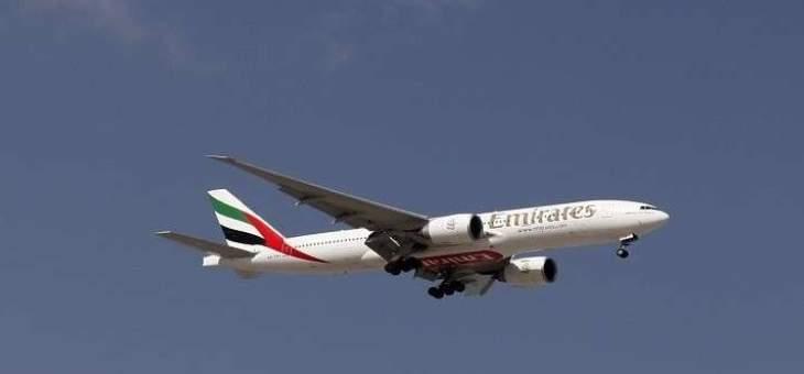مطار دبي: تعطل وصول الرحلات لفترة وجيزة بسبب ما يشتبه بأنه نشاط لطائرة مسيرة