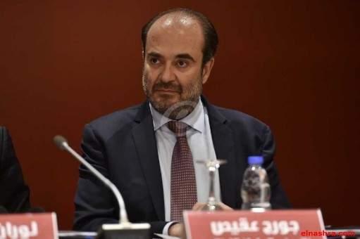 عقيص: لبنان لم يعد يستطيع الصمود بوجه التعطيل الحكومي