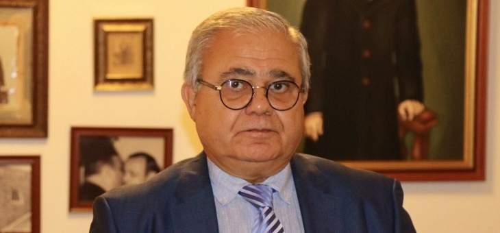 ماريو عون: سنطعن بقانون آلية التعيينات والحريري كان يمارس المحاصصة بامتياز وقانون العفو مرفوض