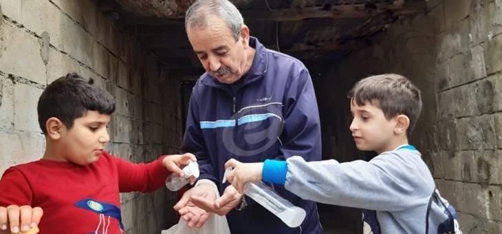 """هل تقفل المخيمات الفلسطينية الأبواب على نفسها في ظل تقصير """"الاونروا"""" بمواجهة """"الكورونا""""؟"""