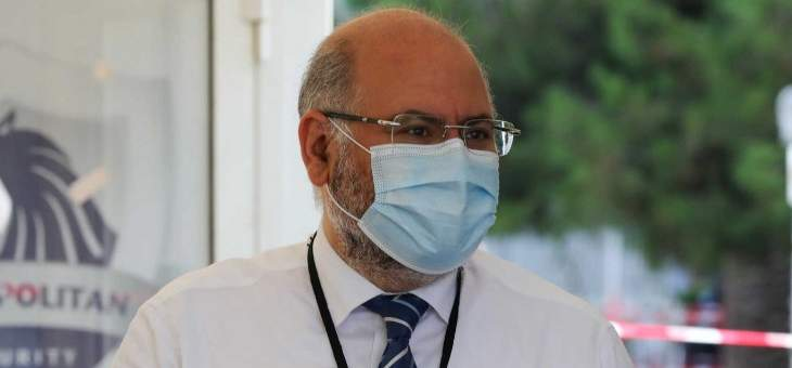 أبيض: المستشفيات تعاني وعلينا أخذ الاستعدادات اللازمة لتجنب السلالة الجديدة من كورونا