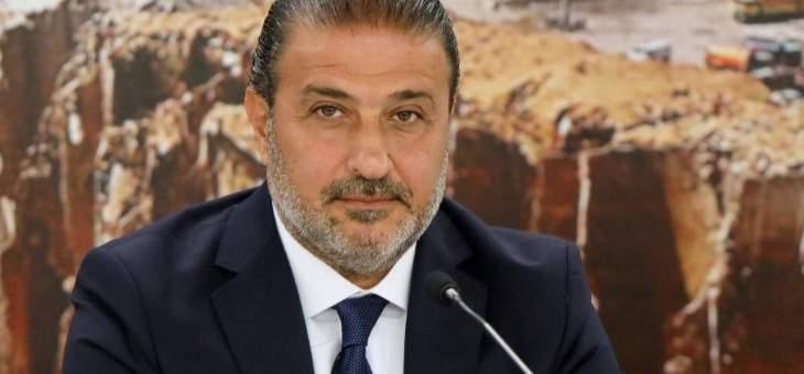 سعد: لا ثقة الا بتحقيق دولي بإشراف الأمم المتحدة بانفجار المرفأ