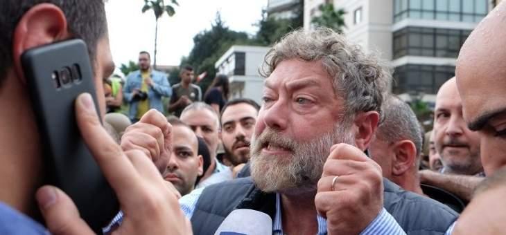 افرام:  لا أحد يشعر بالتغييرات التي طرأت على حياة اللبناني